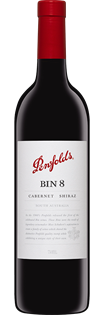 Penfolds Cabernet Shiraz Bin 8 2014 750ml